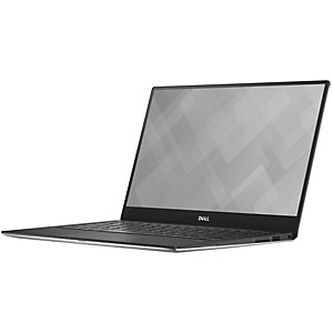 "Dell XPS 13 KF8D1 13,3"" bærbar PC Win 10 Pro (grå)"