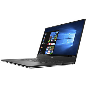 "Dell XPS 15 DVGV0 15,6"" bærbar PC Win 10 Pro (grå)"