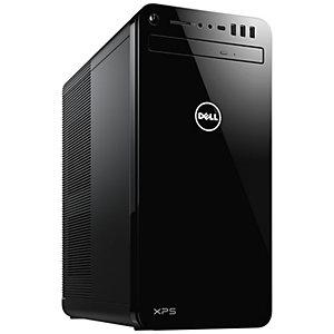 Dell XPS 8930 stasjonær gaming-PC (sort)
