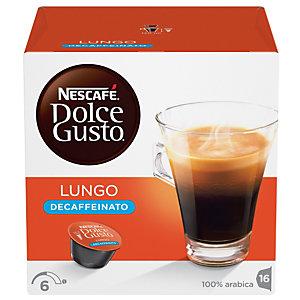 Nescafè Dolce Gusto kapsler - Lungo koffeinfri