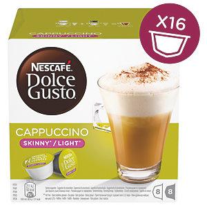 Nescafè Dolce Gusto kapsler - Cappuccino Light