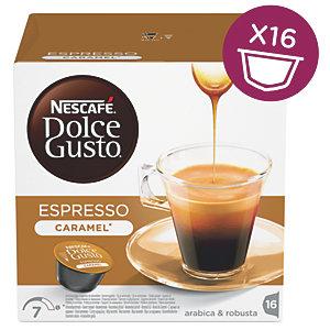 Nescafè Dolce Gusto Kapslar - Espresso Caramel