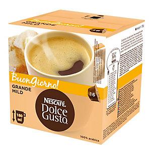 Nescafè Dolce Gusto Kaffekapslar - Grande Mild
