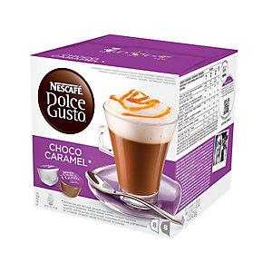 Nescafè Dolce Gusto Kapslar - Choco Caramel