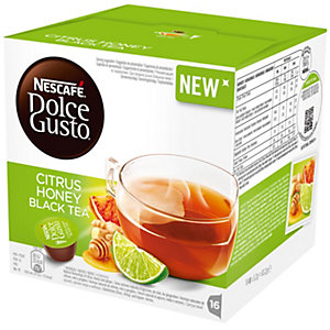 Nescafe Dolce Gusto Kapslar - Citrus Honey Black Tea