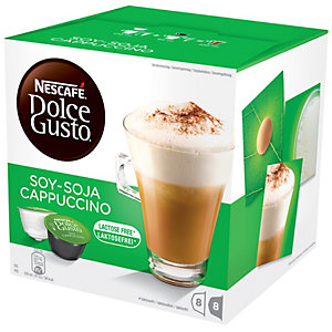 Nescafè Dolce Gusto kapsler - Soy Cappuccino