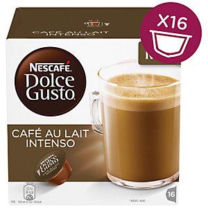 Nescafe Dolce Gusto Cafe au Lait Intenso kahvikapselit