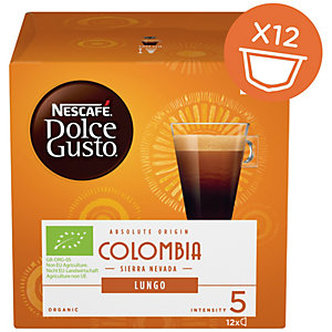 Nescafe Dolce Gusto Colombia Lungo Organic DG12355980