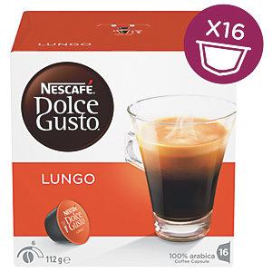 Nescafè Dolce Gusto kapsler - Caffè Lungo