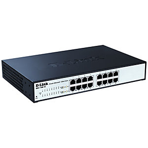 D-Link DGS-1100-16 16-port Gigabit Smart switch