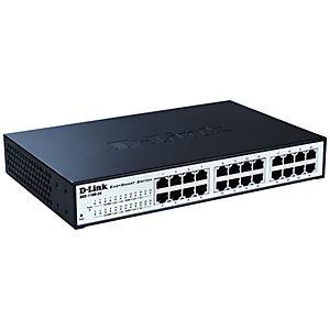 D-Link DGS-1100-24 24-porttinen Gigabit Smart kytkin