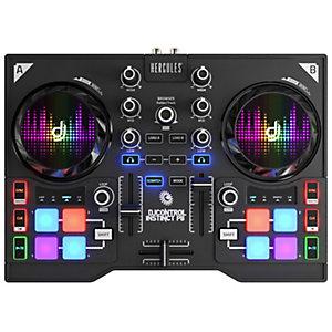 Hercules DJ-kontrolleri Instinct P8