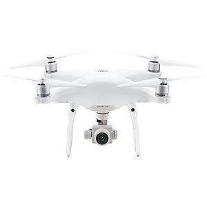 DJI Phantom 4 Advanced drone med mobilkontroll (sort)