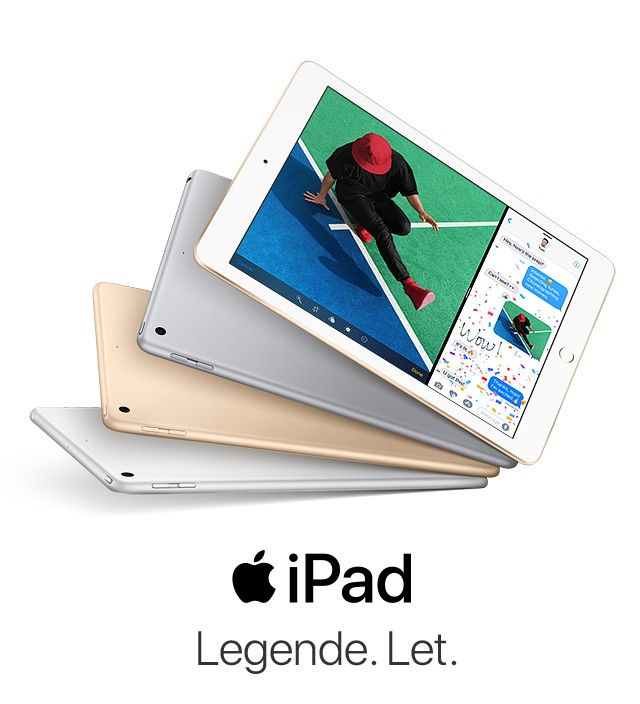 iPad - Legende let