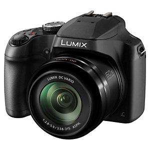 Panasonic Lumix FZ82 ultrazoomkamera (sort)