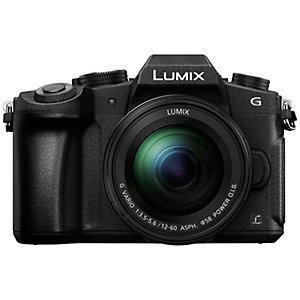 Panasonic Lumix DMC-G80M digitaalikamera + Lumix G Vario 12-60 mm obj.