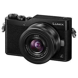 Panasonic Lumix GX800 kompaktkamera (sort)