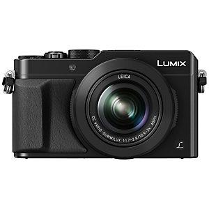 Panasonic Lumix DMC-LX100 digikamera (musta)