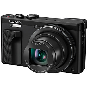Panasonic Lumix DMCTZ80 ultrazoom Kompaktkamera (svart)