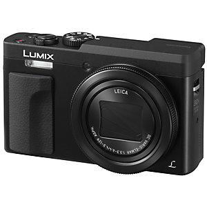 Panasonic Lumix DMC-TZ90 digikamera (musta)