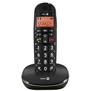 Doro PhoneEasy 100 trådløs telefon (sort)