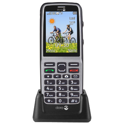 Doro - Helppokäyttöinen matkapuhelin - Smartphone ylimmän