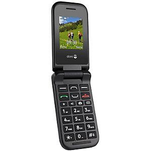 Doro PhoneEasy 609 Mobiltelefon (svart)