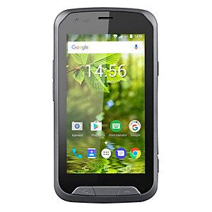 Doro 8020X smarttelefon (sort)