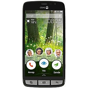 Doro Liberto 825 Smartphone (svart stål)