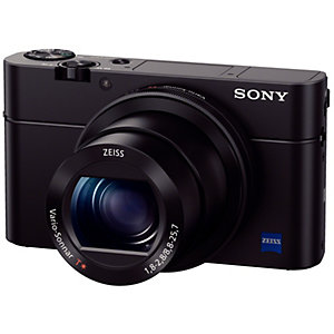 Sony CyberShot RX100 Mark III kompaktkamera