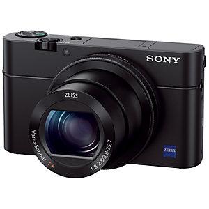 Sony CyberShot RX100 Mark 4 kompaktkamera