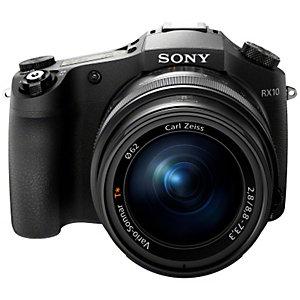 Sony DSC-RX10 digikamera (musta)