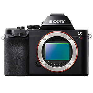 Sony Alpha A7R kamera (kamerahus)