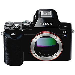 Sony A7 Alpha A7S SLR kamera (hus)