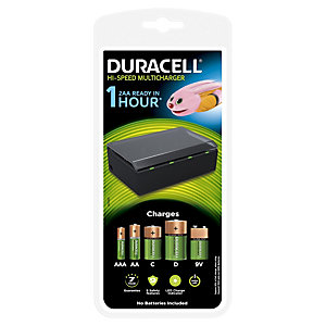 Duracell 3 timmars Multi Charger