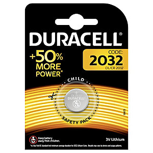 Duracell paristo CR2032