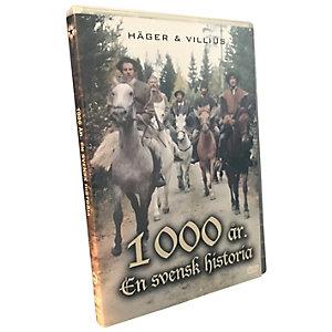 1000 år - En svensk historia (DVD)