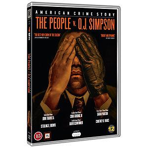 American Crime Story S1: The People v OJ Simpson (DVD)