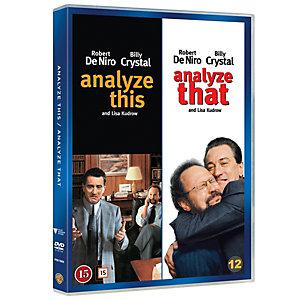 Analyze This / Analyze That (DVD)