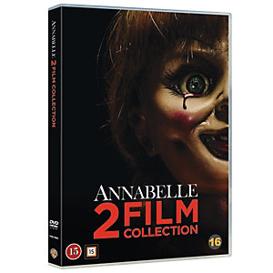 Annabelle: 2 Movie Collection (DVD)
