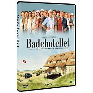 Badhotellet - Säsong 1 (DVD)