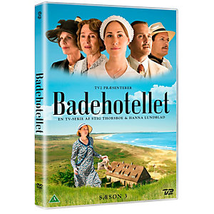 Badehotellet: sesong 3 (DVD)