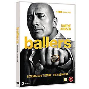 Ballers - Kausi 1 (DVD)