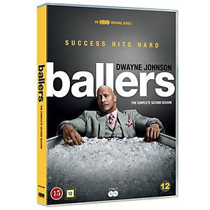 Ballers - Säsong 2 (DVD)