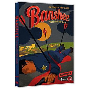 Banshee - Kausi 3 (DVD)