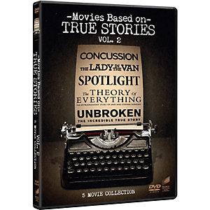 Based on True Stories Vol. 2 (DVD)