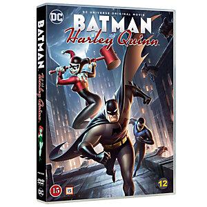 Batman och Harley Quinn (DVD)