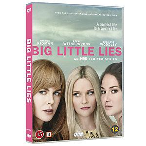 Big Little Lies - säsong 1 (DVD)