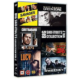 Big Shootouts Collection Vol. 2 (DVD)