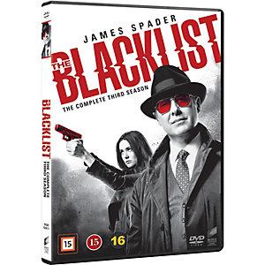Blacklist - Säsong 3 (DVD)